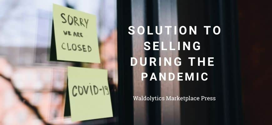 You are currently viewing Waldolytics launch new e-commerce marketplace with over 100 businesses selling without upfront fees during the pandemic
